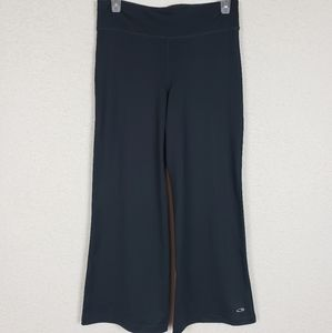 Champion cropped flare leggings size small